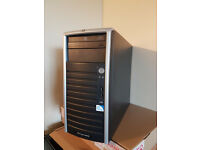 HP Proliant ML110, Windows XP Pro, Intel Pentium Dual Core E2160 CPU, Office