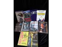 20 plus DVDs - See photos for titles - still adding more