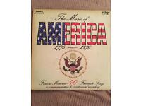 The Music Of America 1776-1976 Vinyl