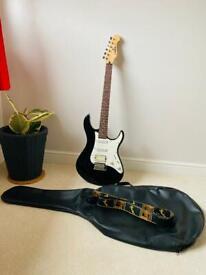 Yamaha electric guitar (like new)