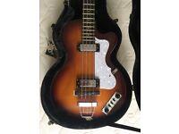 Horner ignition club bass guitar