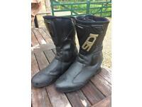 Sidi gortex motorcycle boots