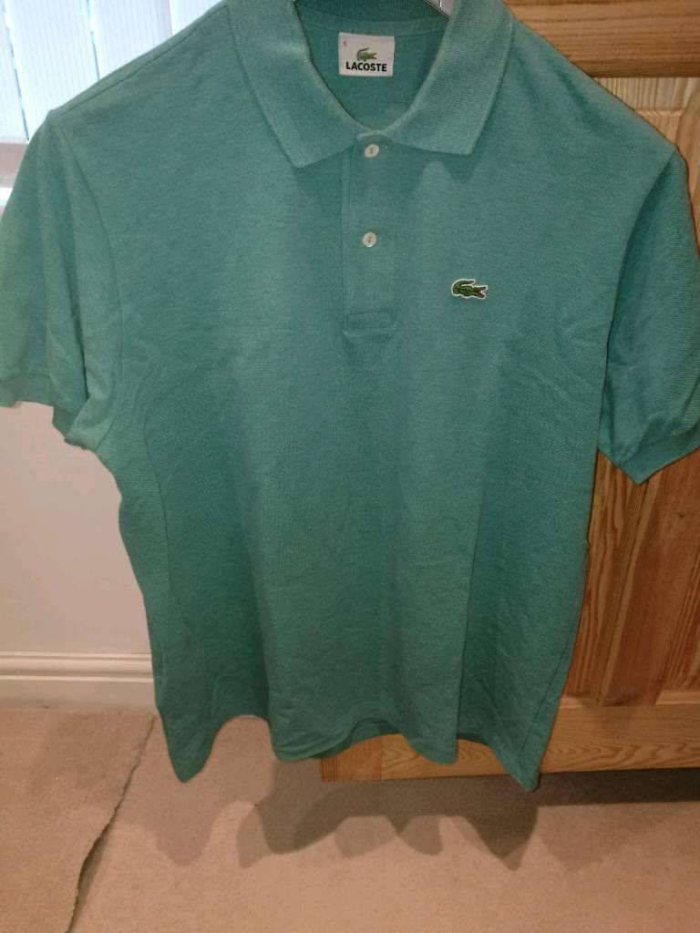 7eb44a303 Original Lacoste Polo Shirt Vs Fake