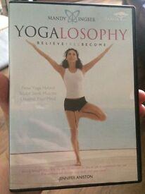 Yogalosophy DVD