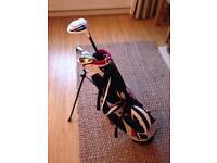 Junior golf kit