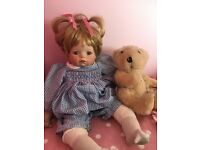 Ashton drake collector dolls