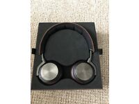 b&o bang and olufsen beoplay H8 wireless noise cancelling headphones. genuine receipt