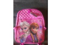 Disney store Frozen Bacpack brand new