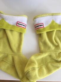 Hunter Welly Socks - size 13-2.