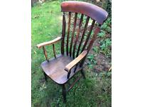 Lovely old antique chair
