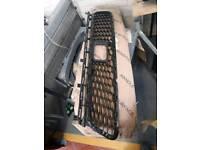 Mk7 golf GTi/GTD grills