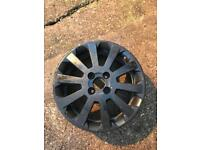 4x Vauxhall alloys
