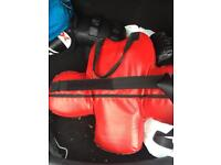 Punch bag repairs