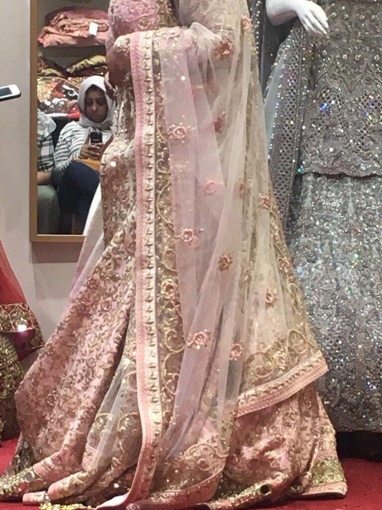 df387ef6b6 Sabyasachi Asian Bridal Lengha - Walima Nikah Wedding dress   in ...
