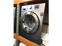 SAMSUNG 8KG GRAPHITE WASHING MACHINE