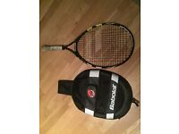 """preowned Babolat Tennis Racket Size 23"""" , Age 7 to 8"""