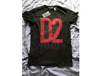 Brand New DSquared T Shirt Black Postage Available More designs available