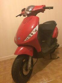 Piaggio Zip 49cc Good little project
