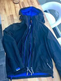 100% Genuine Superdry Coat/Jacket Size Small VGC