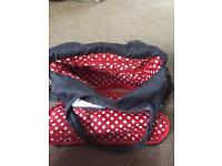 Mother care changing bag