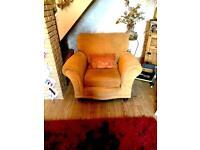 3/4 seater sofa 2 seater sofa single chair 2 Chandellears