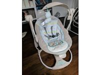 Baby Swing Chair – Ingenuity Swing-2-Seat (with vibrate mode)