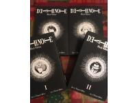 Death Note black edition manga