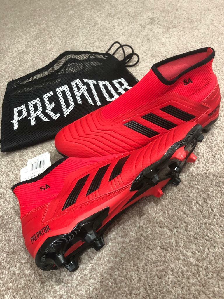 34107b5a0 Adidas Predator 19.3 laceless FG