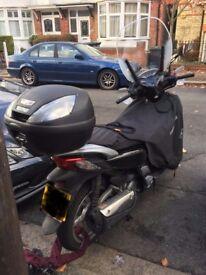 Honda SH300i Black