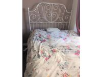Beautiful Fairytale Double Bed Frame with Mattress