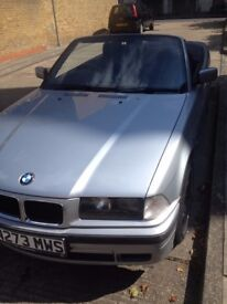 Bmw 318 convertible