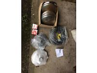 Vw t25 brake discs and wheel bearings