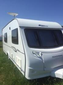 Coachman wanderer 17/4 2008 immaculate condition inside and out
