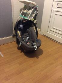 Mothercare main baby 0+ car seat