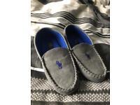 Men's Ralph Lauren slippers size 9