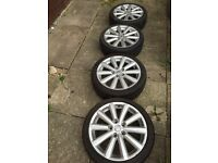 Alloy wheels Suzuki swift