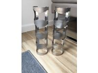 Pair of Ikea Wine Racks Excellent Condition