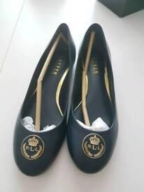 Ralph Lauren ballet flats shoes size 6