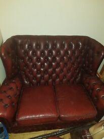 Chesterfield original love chair