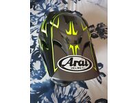 Arai motocross helmet