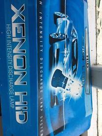 Xenon HD 4 set