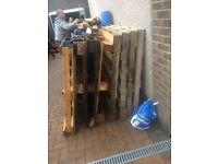 Wooden pallets free to uplift in glenrothes fife