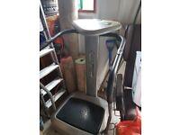 Crazy fit massage wobble machine, only £70!