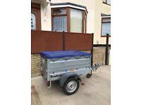 Brenderup trailer model 1150 s