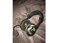 Turtle beach X12 headset for Xbox 360