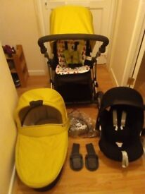 Mamas and papas zoom full travel system
