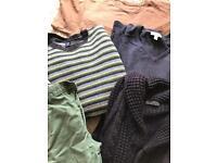 Men's clothes bundle gap Zara size L
