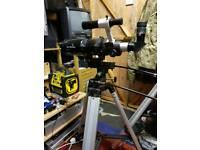 Skywatcher ST80 telescope