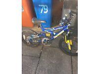 Child bike 6-8
