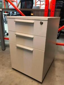 Box/Box/File Mobile Pedestal - $195